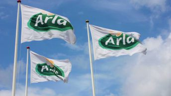Arla senior vice president named as new UK director