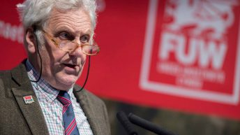 FUW rejects White Paper proposals and calls for 'genuine' Welsh policy on agriculture