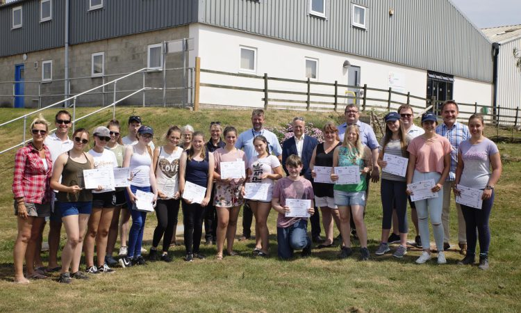 Farming competition for schools a 'resounding success'
