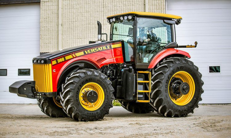 Sales of tractors in the US up for year so far
