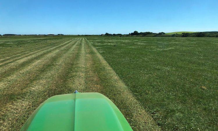 Drought: From zero grazing to grazing zero in Scotland