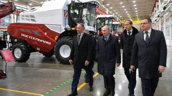 If Putin lost the presidency he'd 'become a combine operator'