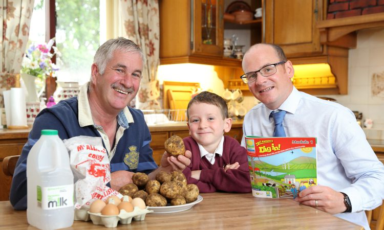 Next generation to 'Dig In' to agri-food education