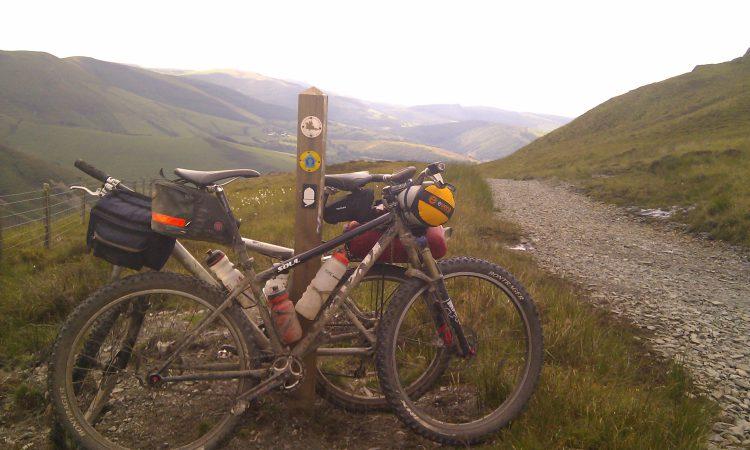 NFU Cymru tackles the Welsh 'Hike and Bike' challenge for charity