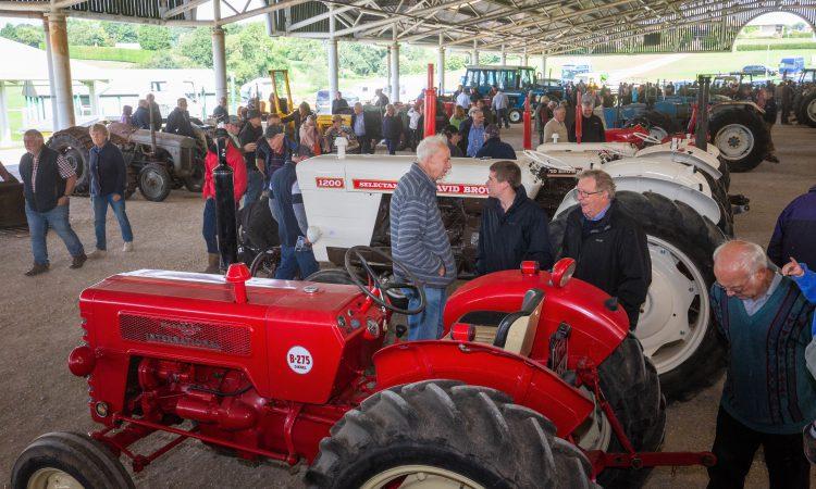 Harrogate vintage machinery sale cancelled