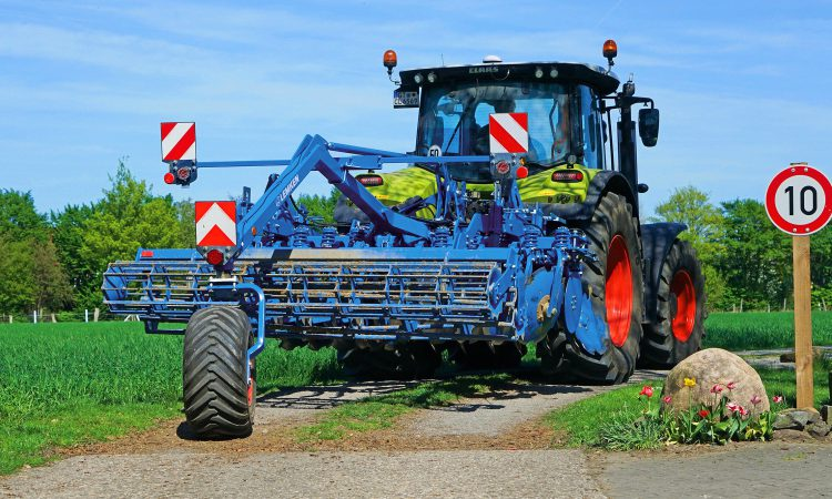 In the mix: What's new about Lemken's latest high-speed harrow?