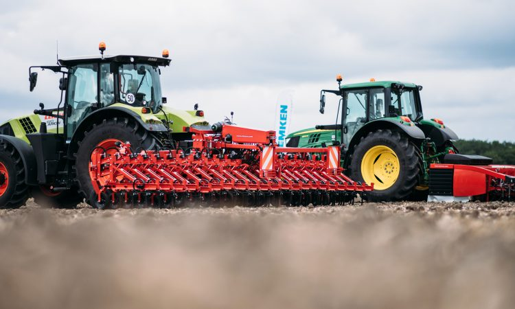 Lemken buys specialist Dutch company to combat 'reduced acceptance of chemicals'