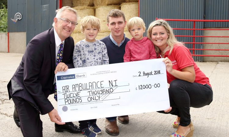 BBQ bash raises an impressive £12,000 for Air Ambulance