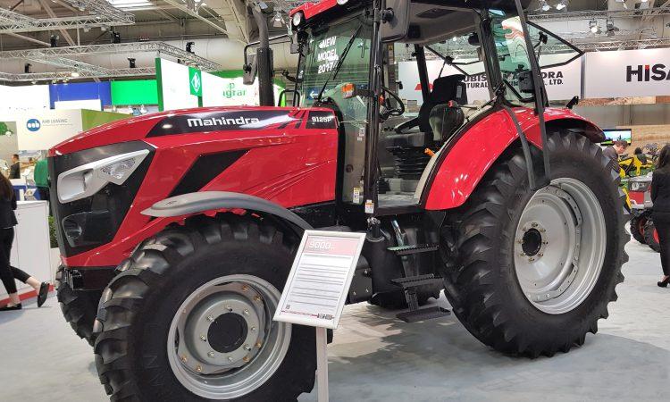 Mahindra tops Indian tractor back-up service poll, beating John Deere
