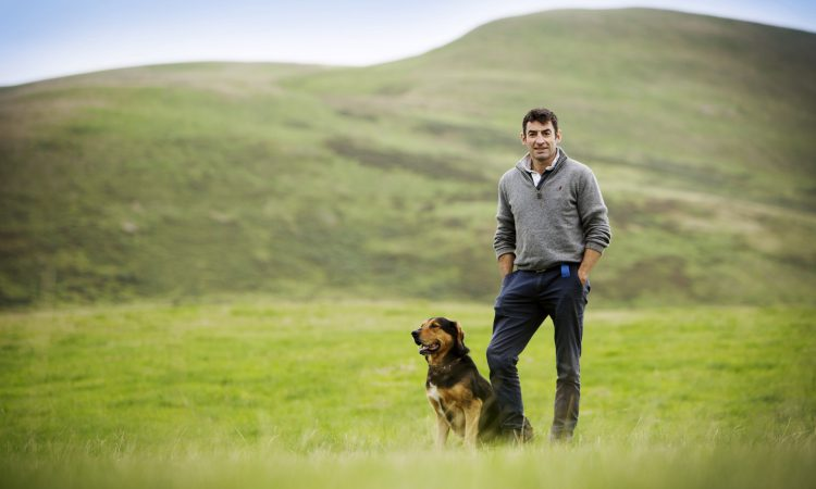Borders farmer to appear in new Scotch Lamb advert