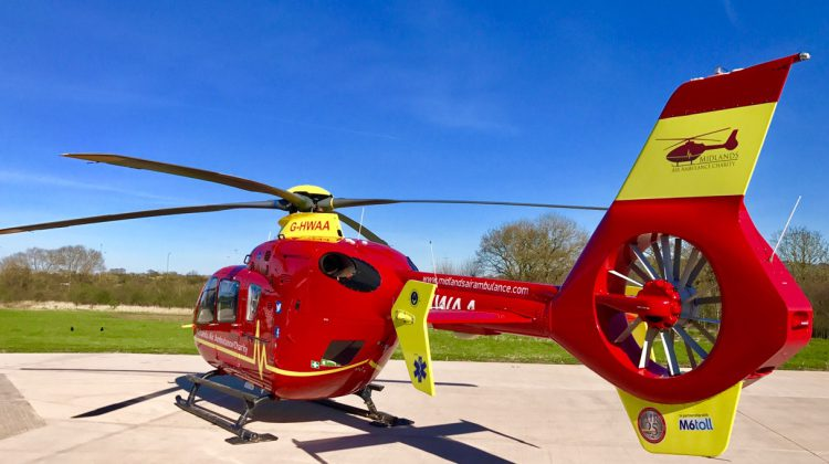 Car passenger airlifted to hospital following tractor crash