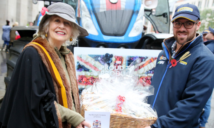 Young farmers chosen for Lord Mayor's Show line-up