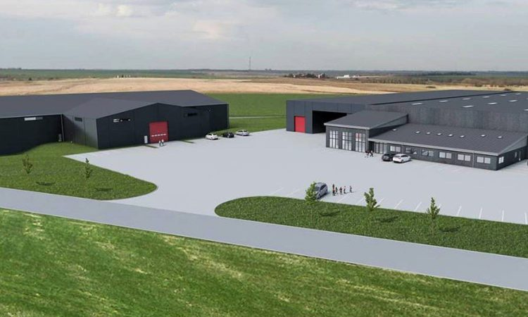Bredal is building a new spreader test centre