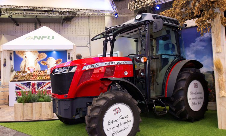 Back British Farming message delivered to Conservative Party Conference