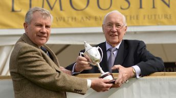 New British Limousin Cattle Society president announced