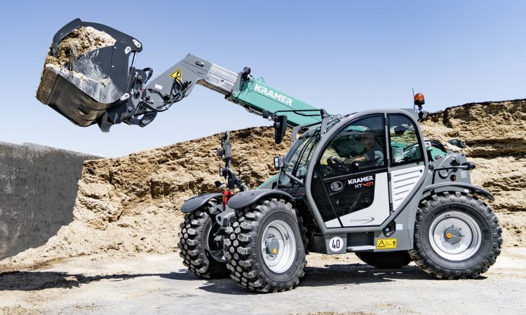 Kramer adds 2 mid-sized telehandlers to its line-up
