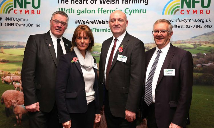 Farming unions underline vision for the future