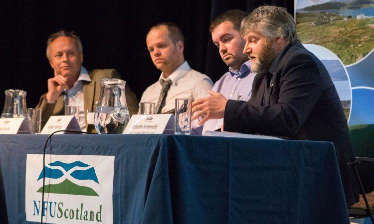 Hustings start for NFU Scotland candidates
