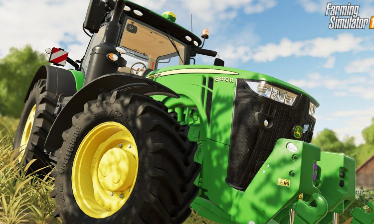 £87,000 prize up for grabs in league of farming…simulator