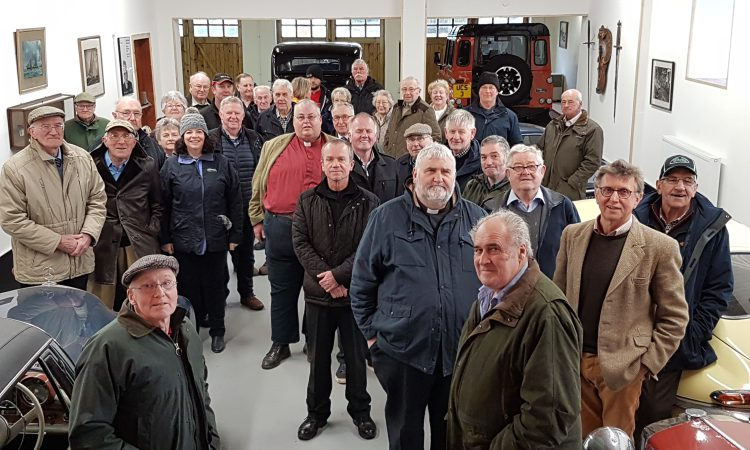 Still Ploughing On: Ayrshire retired farmers group off to a flying start