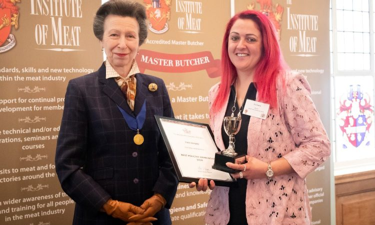 Derbyshire food operative named Poultry Apprentice of the Year