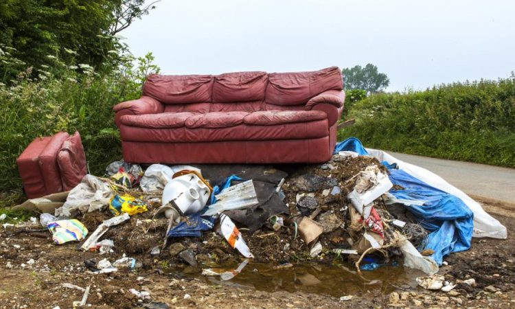 Countryside Alliance joins up with the Great British Spring Clean