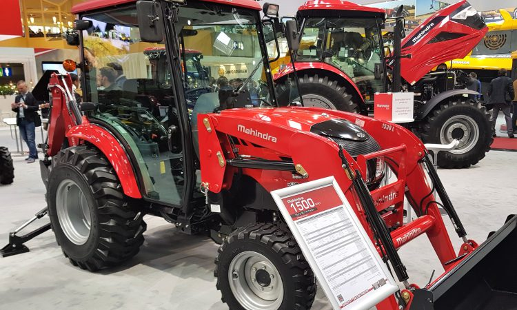 'World's biggest manufacturer [by volume]' sold 330,000 tractors last year