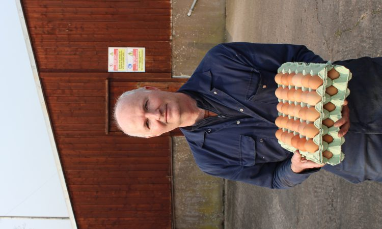 Sainsbury's is saying 'no' to barn eggs