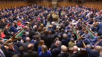 Parliament to force prime minister to request further Brexit extension