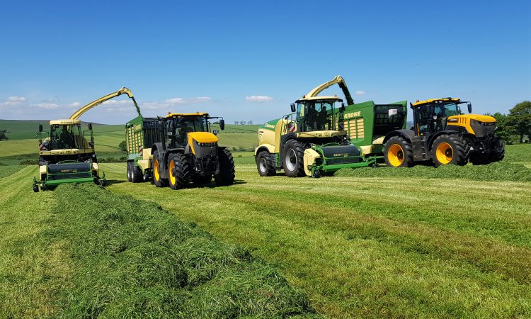 Krone is now building 320 BiG X forage harvesters each year