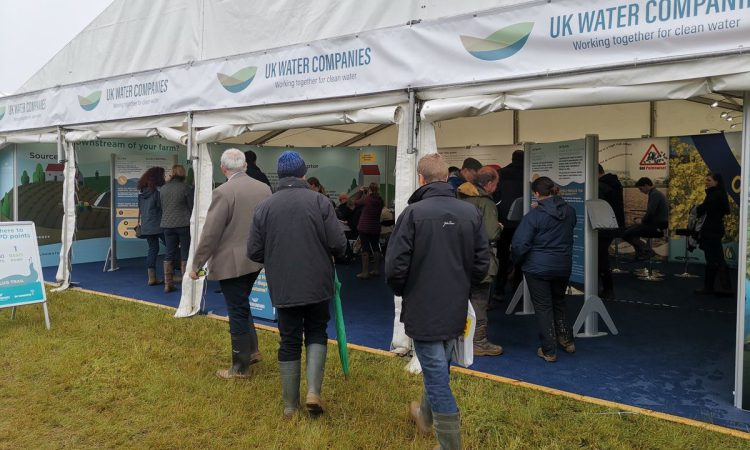 Cereals 2019: How farmers are working to keep nitrateout of the UK's drinking water