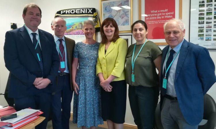 BVA's Welsh branch elects new president