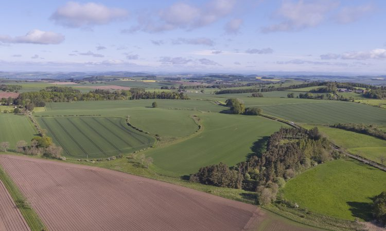 400ac farm for sale 'well suited to arable rotation'