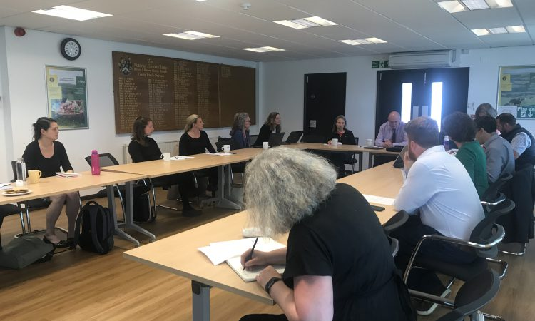 NFU Cymru hosts net-zero agriculture workshop
