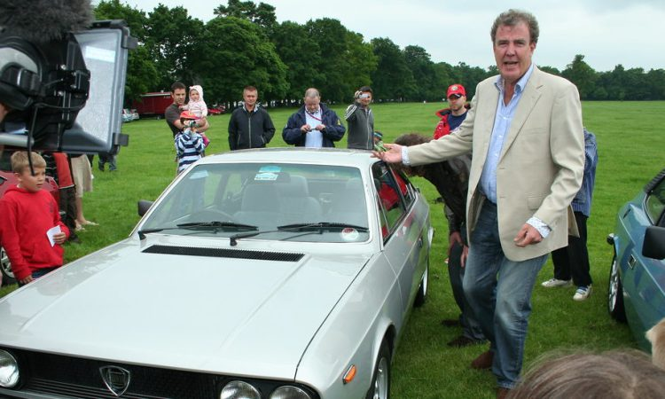 Top 'shear': TV host Clarkson invests in different 'Lambo'