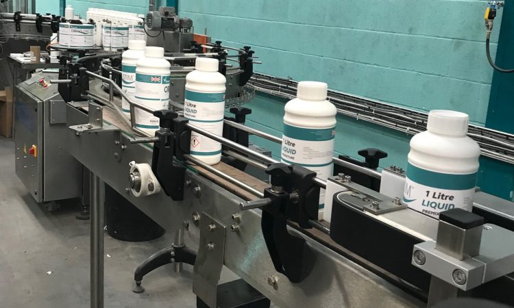 Animal feed additive firm opens new £1 million UK bottling plant