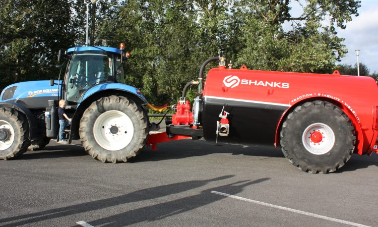 'Safer' Irish-built slurry tanker to debut at the 'Ploughing'