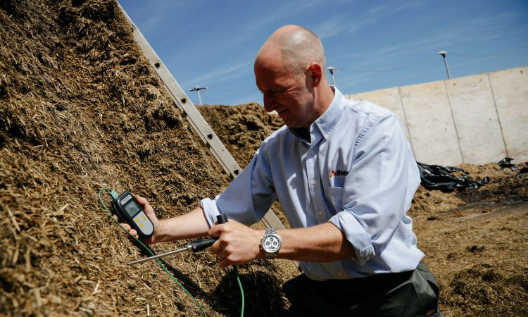 Pioneering service to help farmers cut feed waste launched at UK Dairy Day