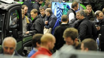 Organisers say AgriScot expected to take place 'as normal'