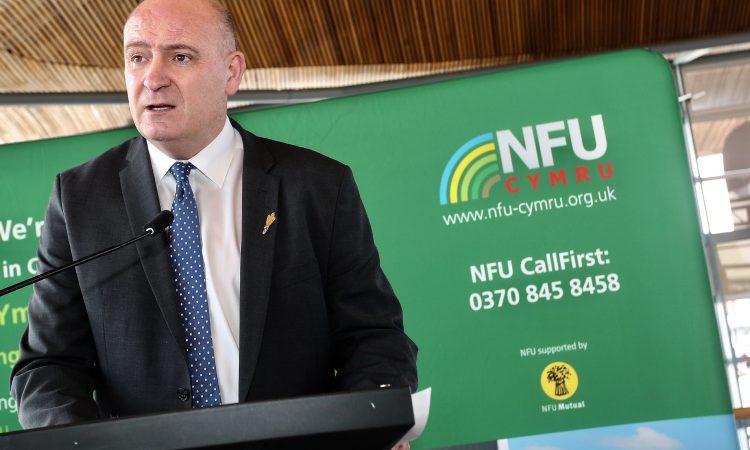 NFU Cymru has expressed 'profound disappointment' on water regulation vote