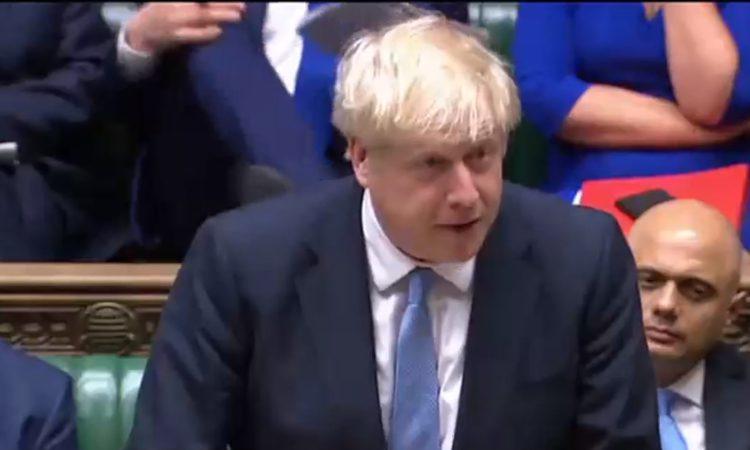 Cabinet reshuffle: Johnson trades Truss for Trevelyan