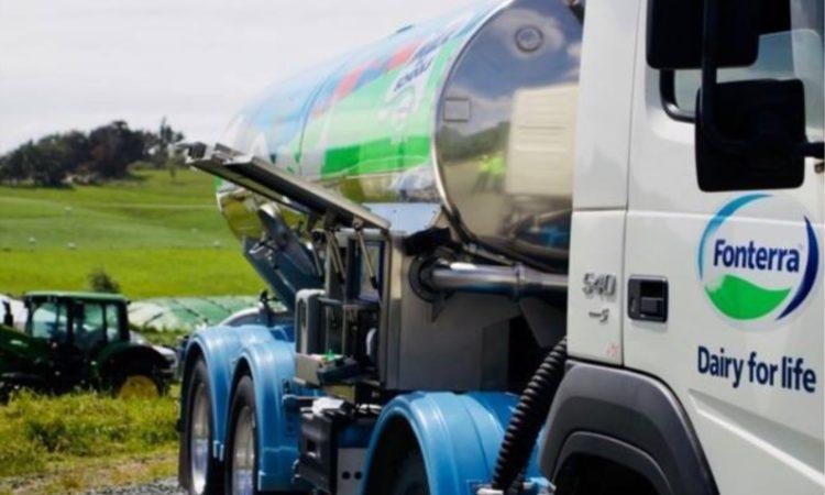 Fonterra increases 2019/2020 forecast Farmgate Milk Price
