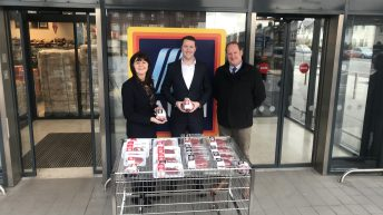 New range of PGI Welsh Beef launched across all 50 regional Aldi stores