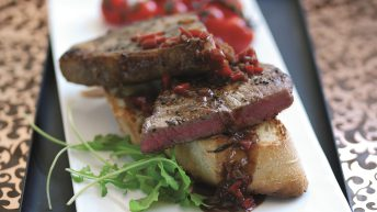 AHDB encourage families to 'stay home and celebrate steak night'