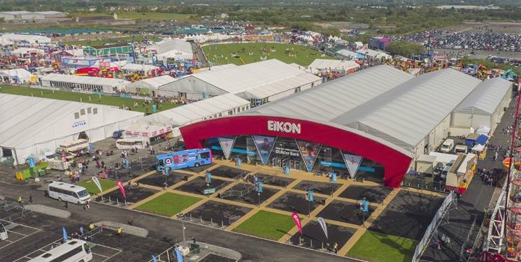2020 Balmoral Show cancelled as NI Covid-19 cases continue to rise