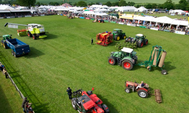 Herts County Show to go digital this Bank Holiday Weekend
