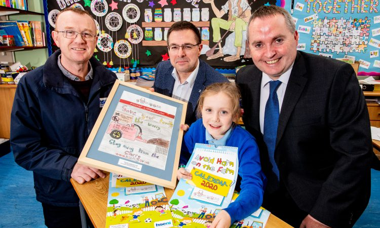 HSENI launches farm safety poster competition following recent incidents involving children