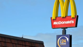 McDonald's announces launch date for first plant-based burger