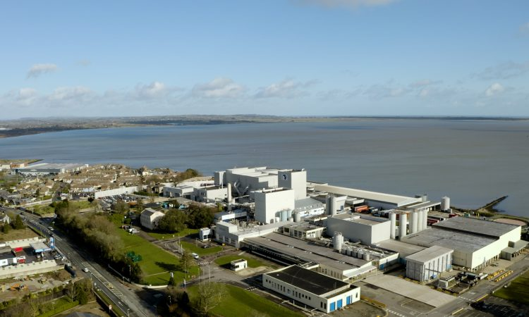 Danone Wexford unveiled as world's first carbon-neutral infant formula plant