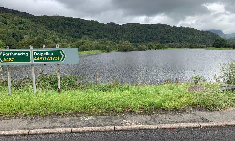 Meirionnydd farmland flooding could have been avoided, says FUW